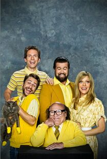 Season 7 Family portrait