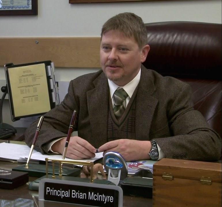 Principal MacIntyre
