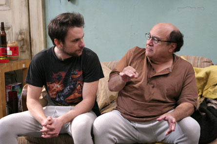 Charlie and Frank