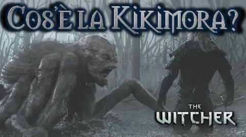 The Witcher Lore ITA- Cos'è la Kikimora?