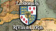 The Witcher Lore ITA- Regni Settentrionali - La Storia di Rivia&Lyria