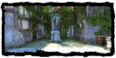 Places Melitele statue