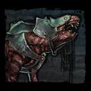Bestiary Armored Hound