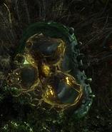 Tw2 screenshot Endrega cocoon destroyed