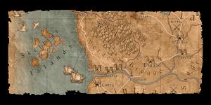 Skellige archipelago
