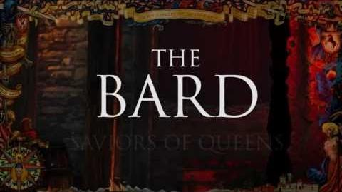 THE BARD Saviors Of Queens - Announcement Trailer