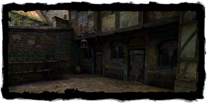 Casa del malvivente