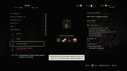 The Witcher 3 Wild Hunt Crafting OLD RGB