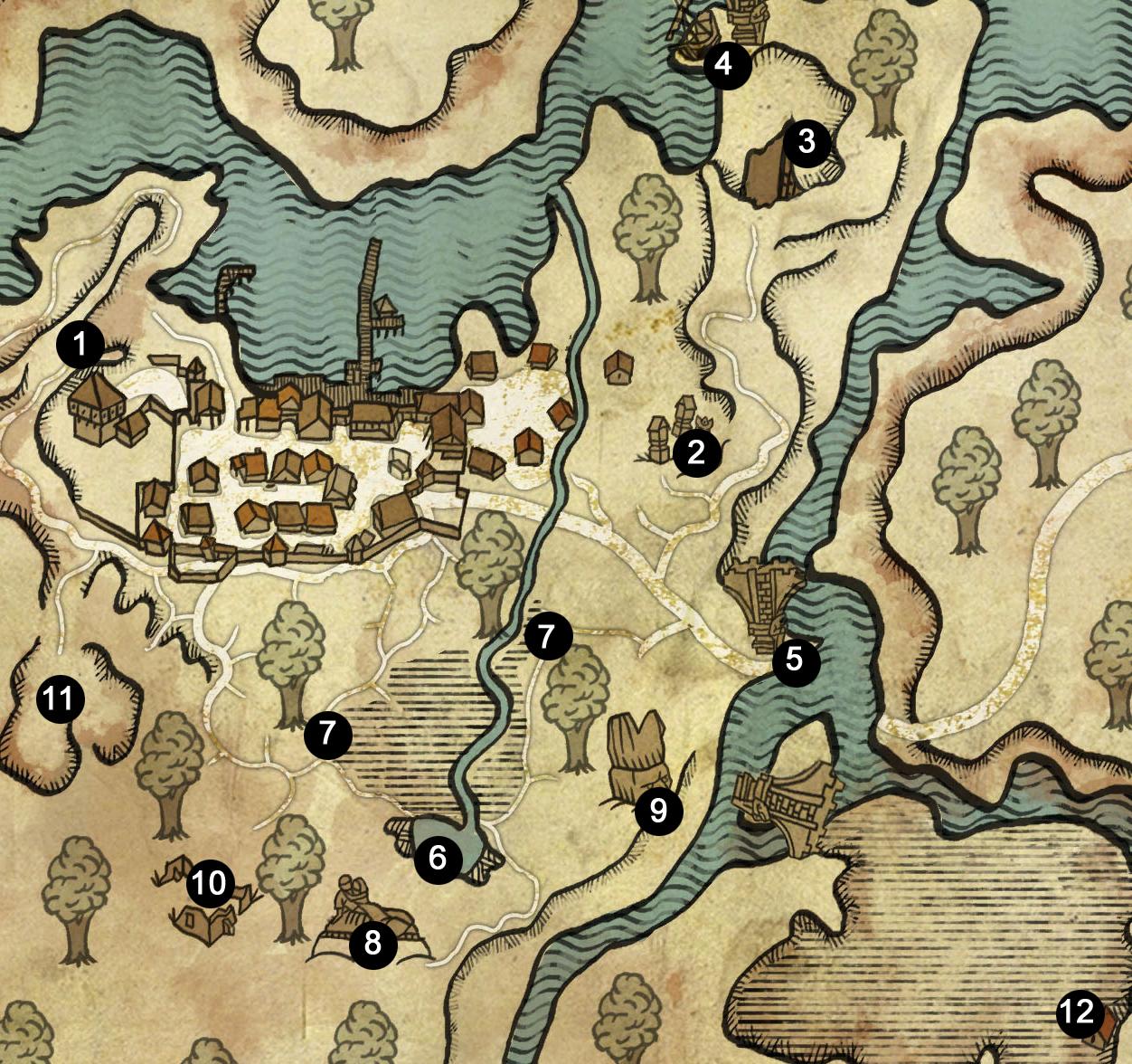 Terre selvagge di Flotsam