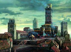 Tw3 concept art town.jpg