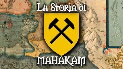 The Witcher Lore ITA- Regni Settentrionali - La Storia di Mahakam