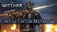 The Witcher Lore ITA- Cos'è la Caccia Selvaggia?