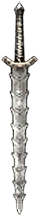 Illegal sword