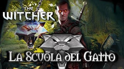 The Witcher Lore ITA- La storia della Scuola del Gatto