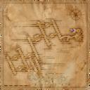 Map Elven ruins circle