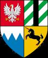 Vecchio stemma di Kovir e Poviss