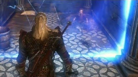 Saving Anais La Valette (The Witcher 2) Full HD