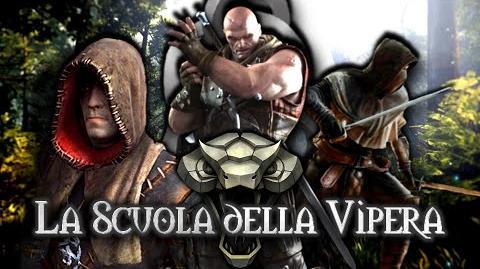 The Witcher Lore ITA- La storia della Scuola della Vipera