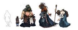 Tw3 concept art witches.jpg