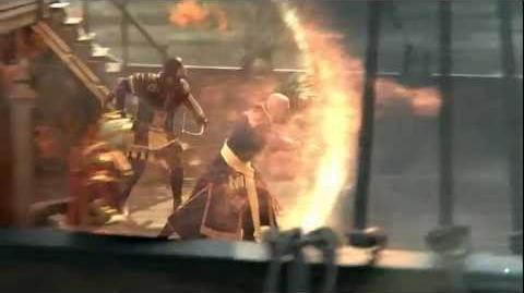 The Witcher 2 - Gamescom Xbox 360 Trailer