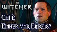 The Witcher Lore ITA- Chi è Emhyr Var Emreis? (Witcher Storia ITA)