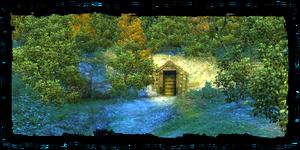Cripta al lago