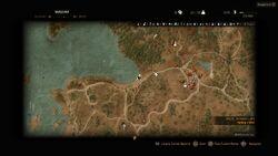 Tw3 map guarded treasure coast of wrecks