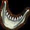 Mascella di cemetauro