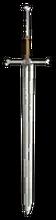 La spada d'acciaio dei witcher