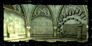 Rovine elfiche nelle fogne