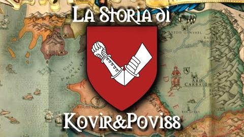 The Witcher Lore ITA- Regni Settentrionali - La Storia di Kovir & Poviss