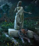 Cimitero di Bianco Frutteto