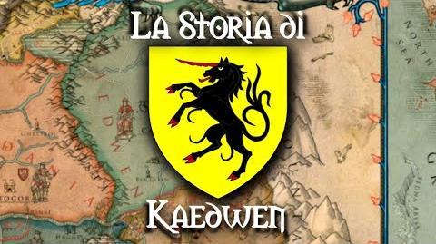The Witcher Lore ITA- Regni Settentrionali - La Storia di Kaedwen