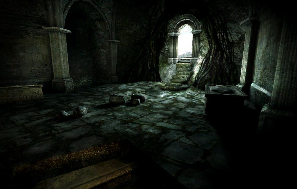 Catacombe dell'Antico Castello