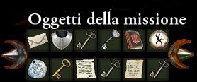 The Witcher inventario