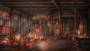 Tw3 concept art Passiflora interior