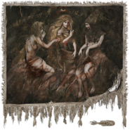 Ladies of the woods tapestry