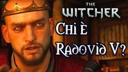 The Witcher Lore ITA- Chi è Radovid V l'Inflessibile? (Witcher Storia ITA)