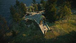 Tw3 elven ruins northeast of byways