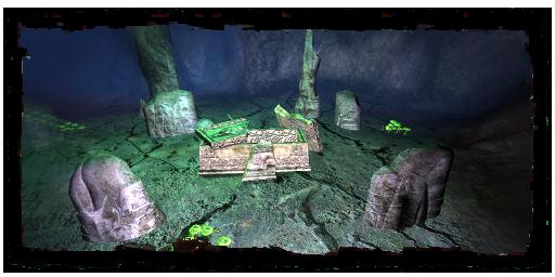 Grotta nella palude