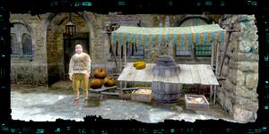 Mercante del villaggio