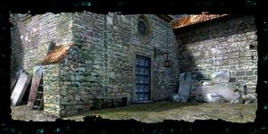 Cripta del cimitero
