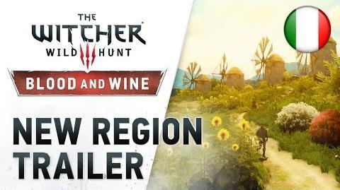 "PC - Blood and Wine ""New Region"" Trailer (Italian)"