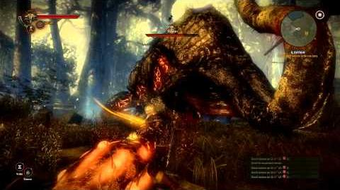 The_witcher_2_gameplay_ITA_HD_-_uccidere_il_Kayran