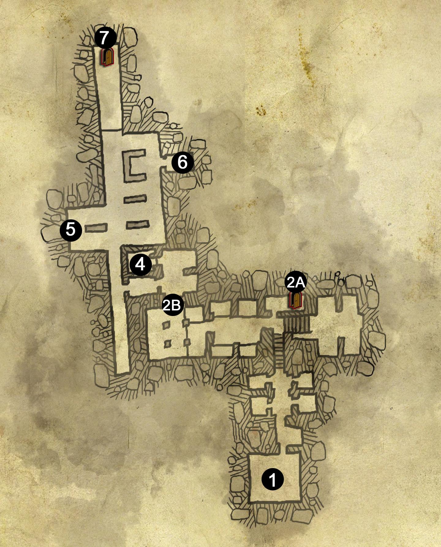 I sotterranei dei La Valette