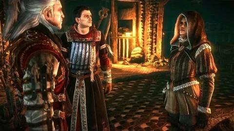 Secrets of Loc Muinne Full Quest (Witcher 2) Full HD