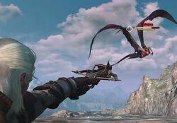 Tw3 screenshot crossbow