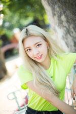 ITZY ItZ ICY Naver x Dispatch Yuna 5