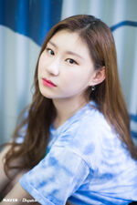 ITZY ItZ ICY Naver x Dispatch Chaeryeong 7