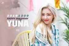Yuna Birthday